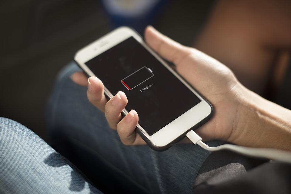 merawat baterai android