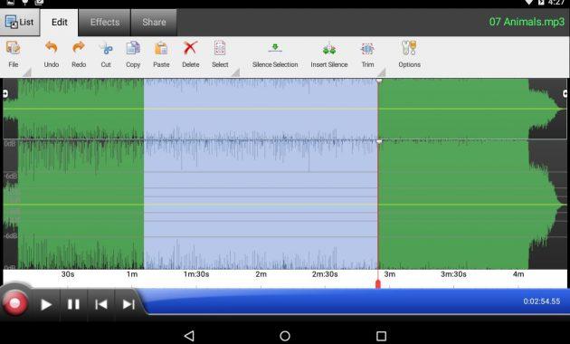 7 Aplikasi Edit Lagu di HP Android Terbaik Saat Ini