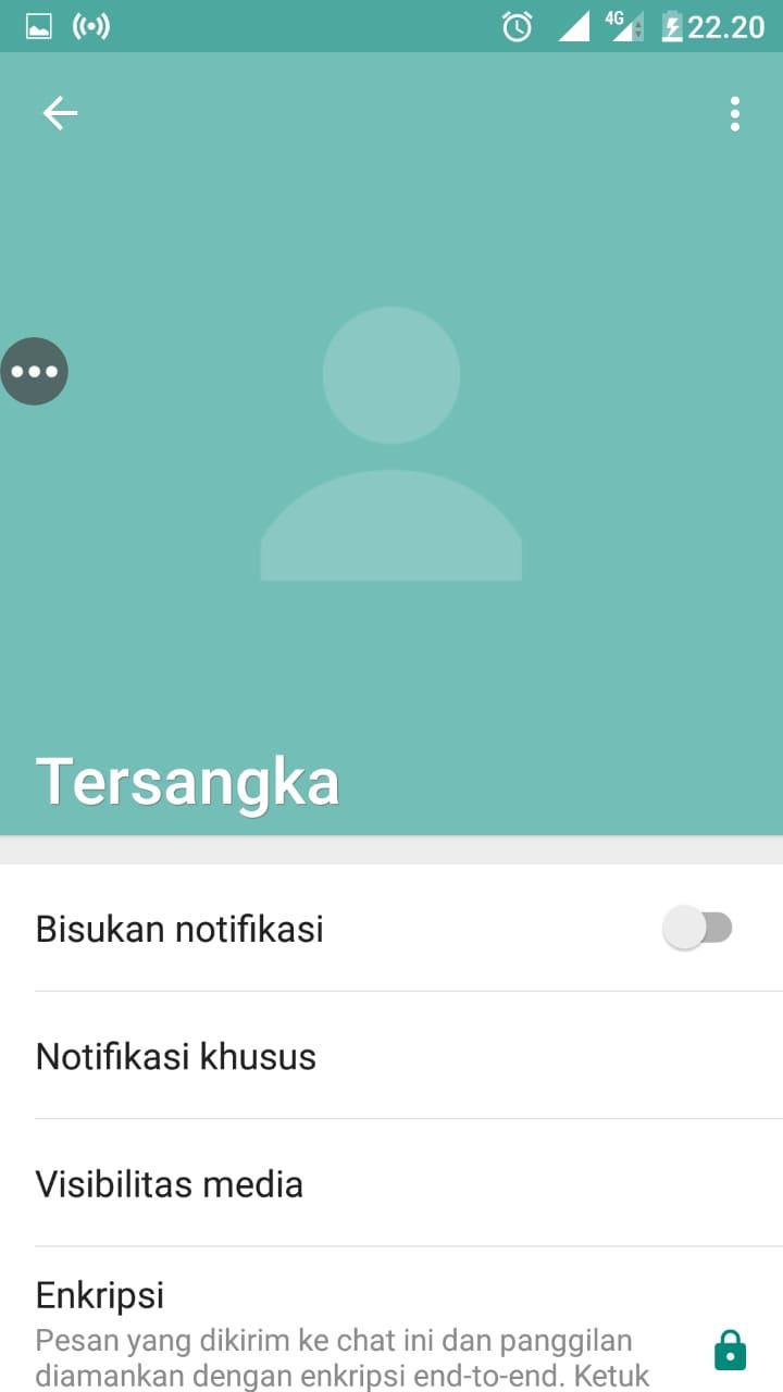 Cara mengetahui jika nomor kamu diblokir di WhatsApp