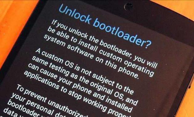 Cara Unlock Bootloader Android Semua Tipe