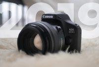 Pilihan Kamera DSLR Terbaru 2019 Dan Fitur-fiturnya