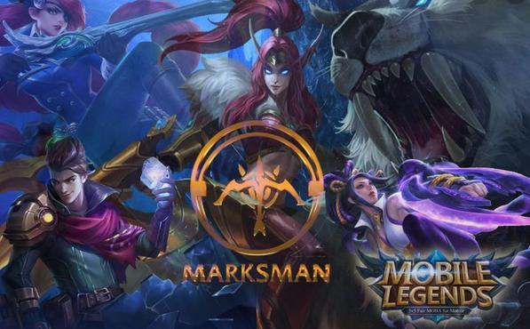 Hero Mobile Legend Tersakit Roll Marksman