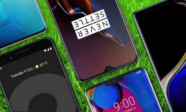 Ini Dia Beberapa Smartphone Tercepat 2019