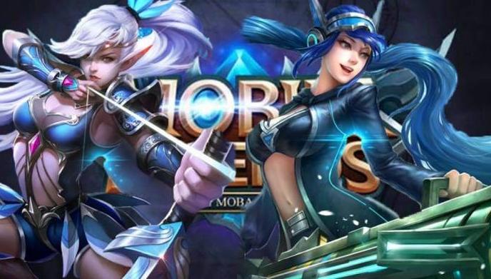 Mengenal Nama-Nama Hero Mobile Legend Tercantik