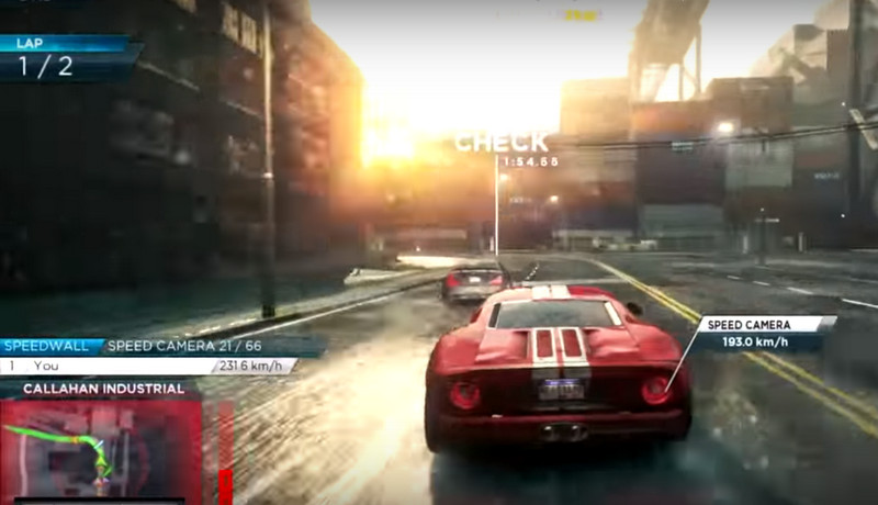 Download Game Need For Speed Most Wanted untuk Laptop