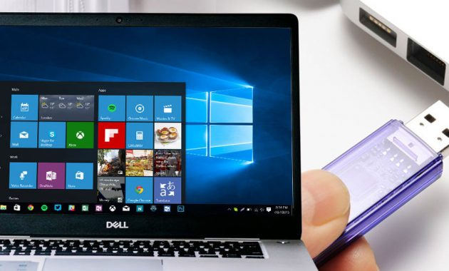 Cara Instal Windows 10 Dengan Flashdisk di Laptop Asus