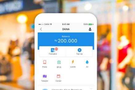 Aplikasi pembayaran digital