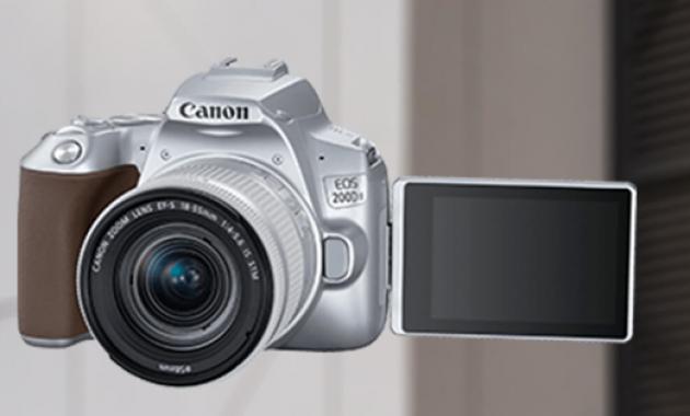 kamera canon terbaru