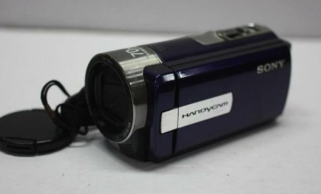kamera video sony