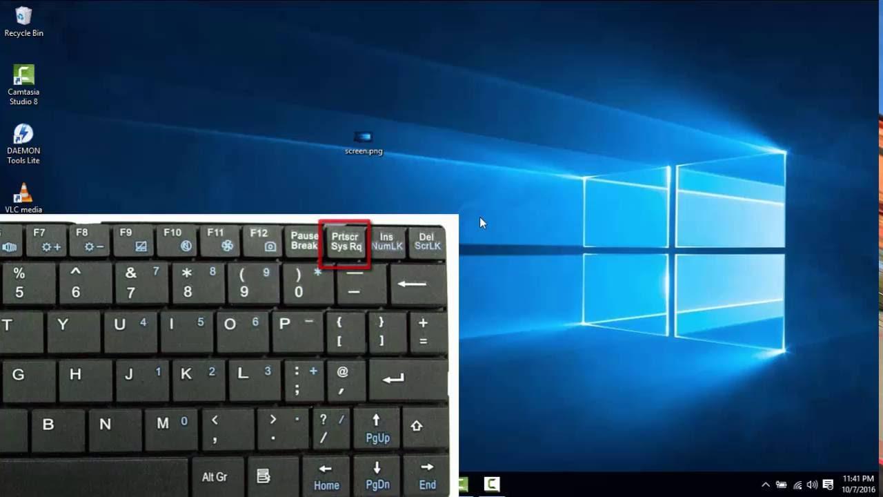 Cara Screenshot Laptop Asus