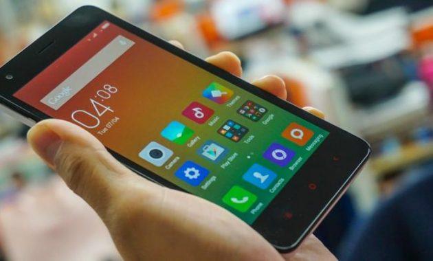 Cara Flash HP Xiaomi