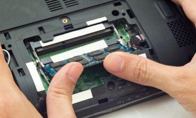 Cara Menambah Ram Laptop