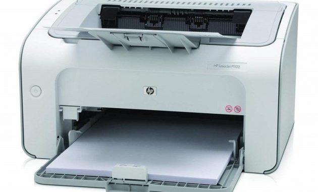 Download Driver Printer HP Laserjet P1102 For Windows 7