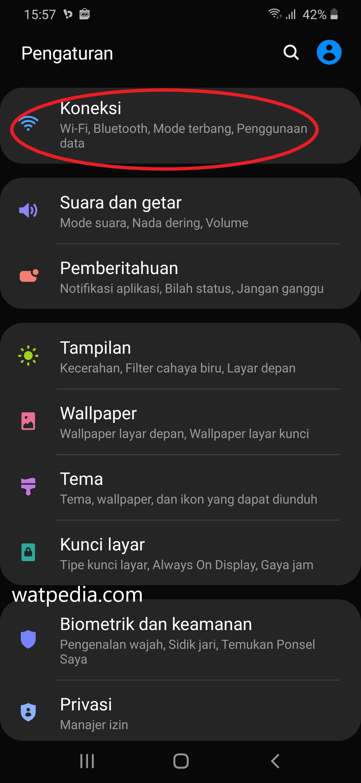 Cara Melihat Password Wifi Yang SudahTerhubung Di Android