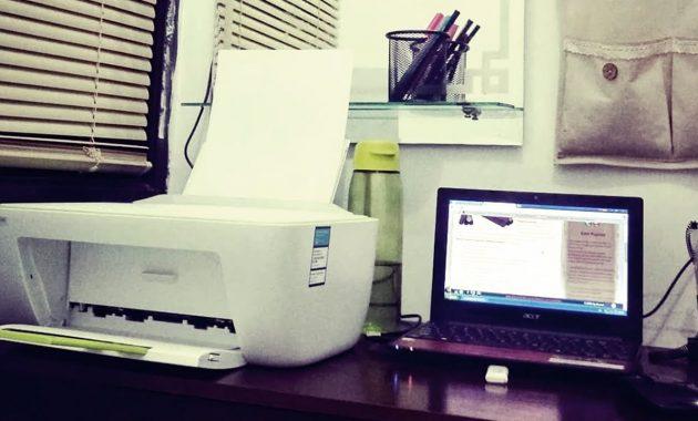 Cara Menginstal Printer Canon ip2770