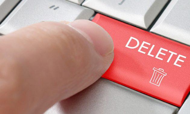Cara Menghapus File yang Tidak Bisa Dihapus di Laptop