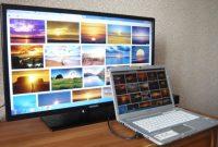 Cara Memunculkan Suara dari Komputer ke TV Menggunakan Kabel VGA