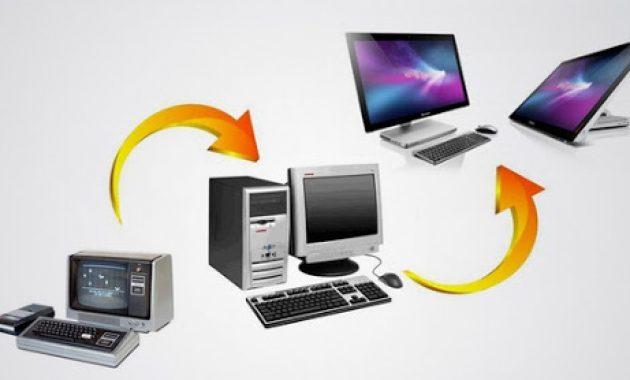 Makalah Sejarah Perkembangan Komputer dari Generasi Pertama Sampai Sekarang
