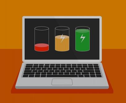 cara memunculkan ikon baterai di laptop windows 7